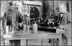 Our History: Electric Experiments