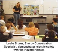 Energy Education: Leslie Brown
