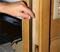 Weatherization Tips: Door 5