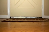 Weatherization Tips: Door 1