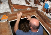 Weatherization Tips: Attic