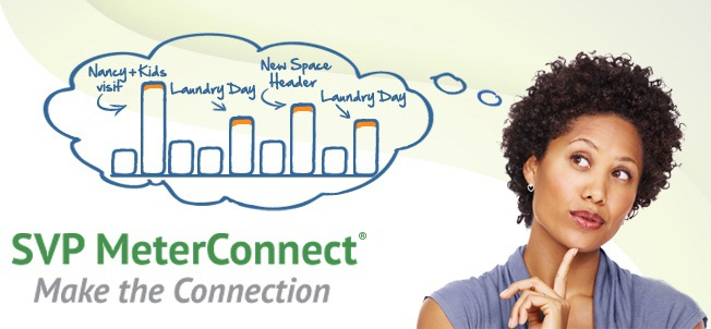 SVP MeterConnect - Make the Connection