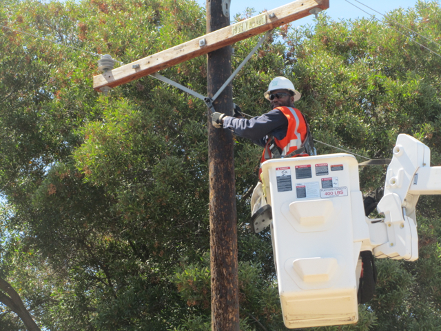 SVP Electric Utility Lineman