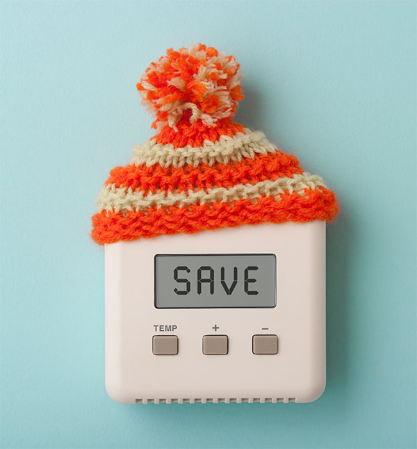 Save thermostat